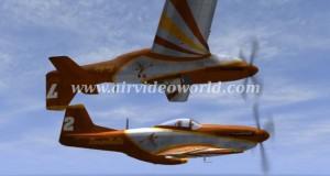 Alas Rotas Virtual Aerobatic Team on 2nd anniversary (2007-2009) 2
