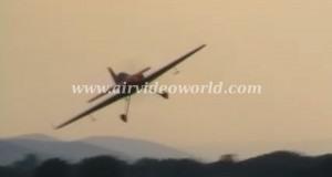 Pasada baja de un XA-41 1