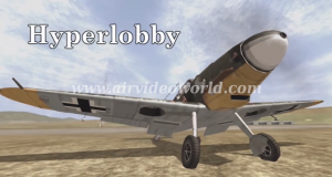 Videoclip: 6 months flying online in IL-2 Sturmovik: 1946 through Hyperlobby 1