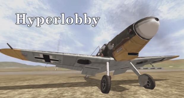 Videoresumen de 6 meses volando online en IL-2 Sturmovik 1946 mediante Hyperlobby 1