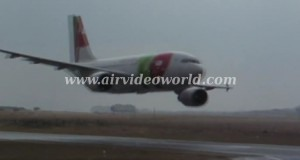 Pasada baja del A310 de TAP en 2007: Edición extendida 1