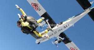 First tandem parachute jump with Skydive Empuriabrava 4