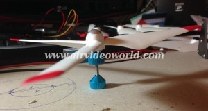 How to balance self locking propellers for drones 2