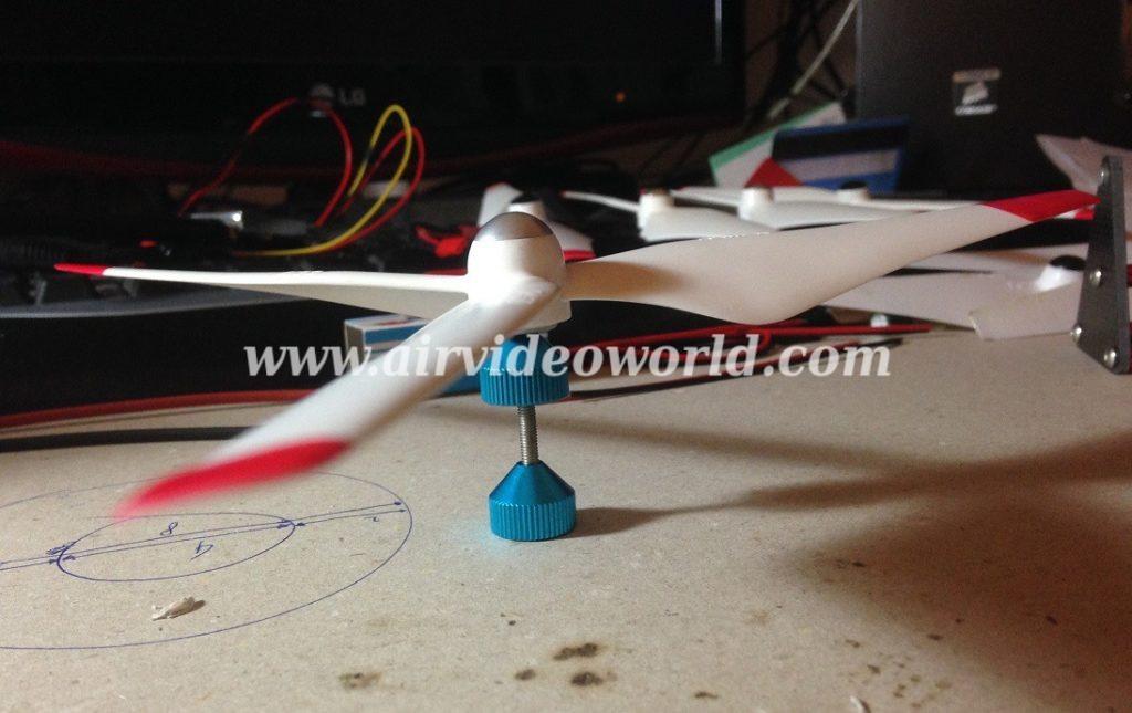 Equilibrar hélices autoroscantes 9450 (bipala y tripala) 16