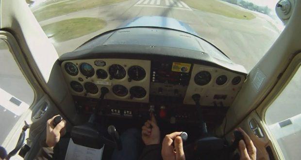 Volando más 1