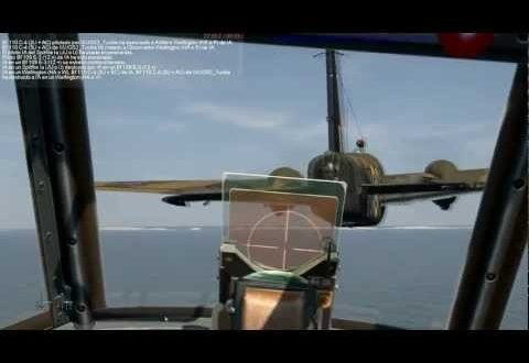 IL-2 Sturmovik: Cliffs of Dover - The death of a bomber pilot 2 6