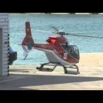 Eurocopter EC-120 Colibri EC-HLU landing and takeoff from LEPB recorded with 2 cameras 9