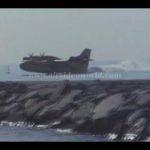 Seaplane Sudden Stop; full reverse thrust after touchdown! :) 2