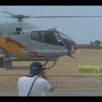 Insane low helicopter - Patrulla Aspa solo 3